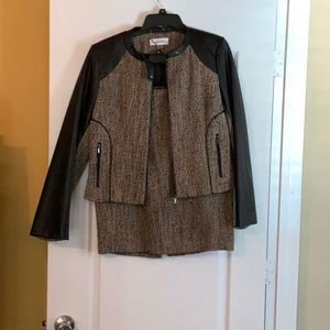 Calvin Klein skirt suit - jacket
